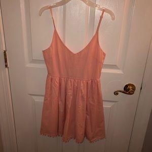 XS tobi baby doll dress